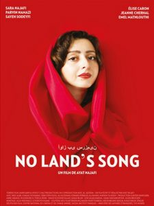 no-land-s-song-affiche