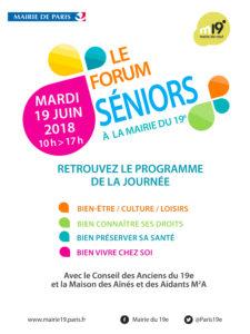 Forum senior 2018