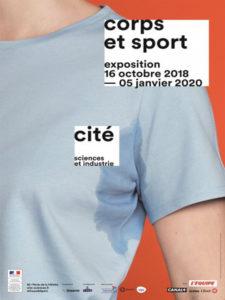 Affiche corps et sport
