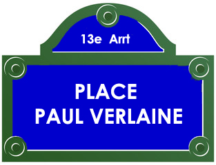 Place Paul Verlaine